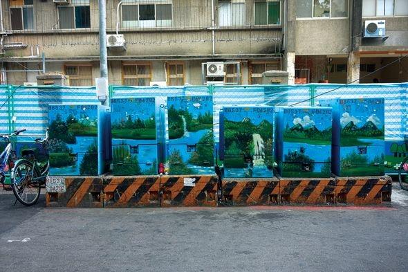 出現在街角的澡堂壁畫_圖54-55-w590