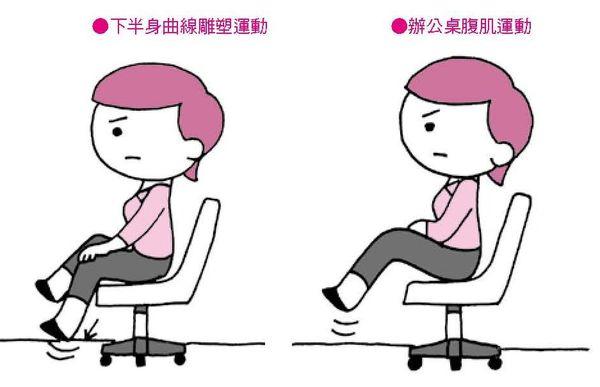 輕鬆瘦身-辦公室p27