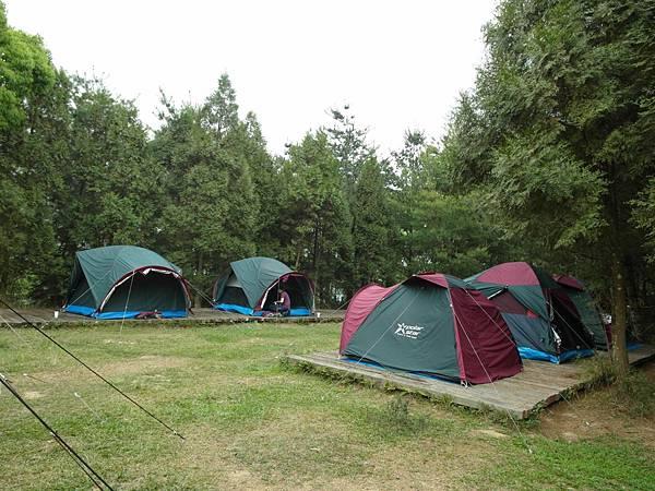 中部露營地點推薦