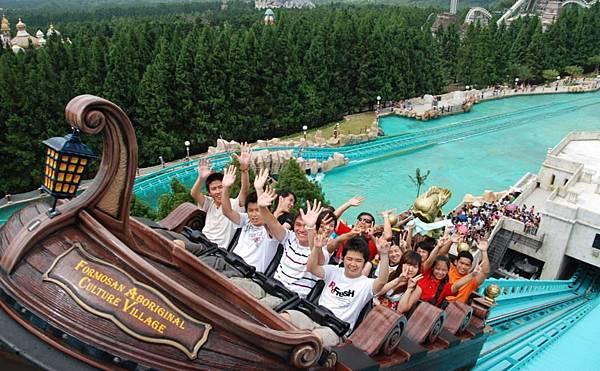 國內暑假旅遊行程