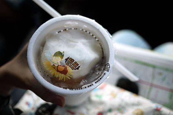 香蕉紅茶冰