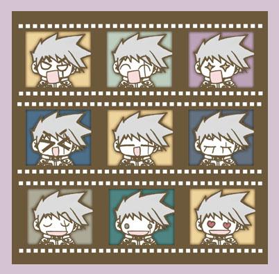 Q卡ㄉ表情