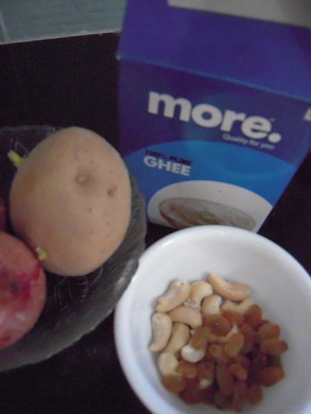 Potato Kichdi
