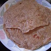 印度餅--Jabathi