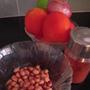 蕃茄悶炒飯材料
