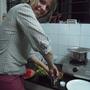 洗手做羹湯