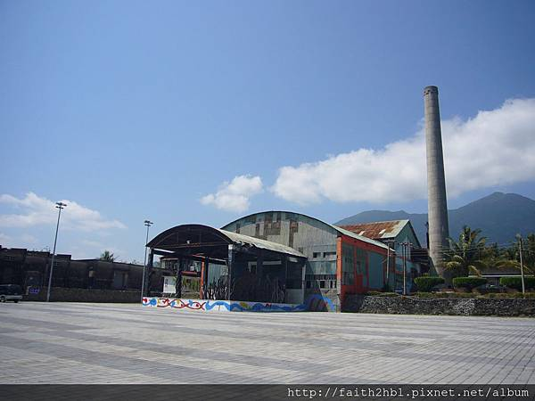 台東東海岸~都蘭 新東糖廠
