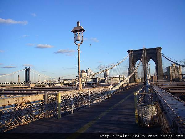 NYC 布魯克林大橋