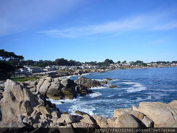 Monterey - 17 Mile Drive