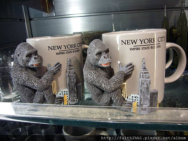 NYC 帝國大廈