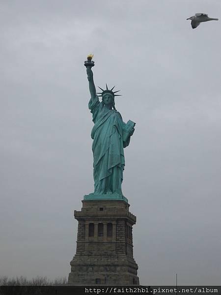 NYC 自由女神像