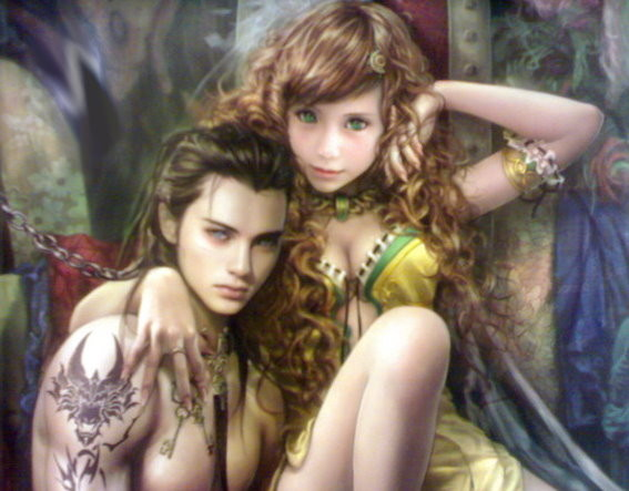 公主與她的奴隸