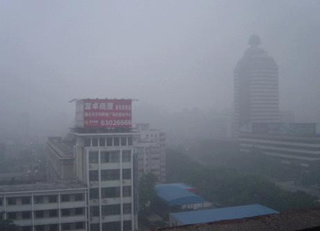 中國被認為是工業污染及霧霾大國,但有學者研究發現,北極暖化也是霧霾的另一大成因。(photo_by_維基百科).png