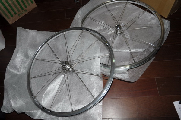 Giant TCR2 輪組 XERO Lite XSR-3