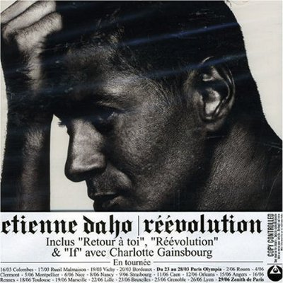 Etienne Daho Réévolution
