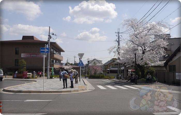 JR 嵯峨嵐山駅 周圍