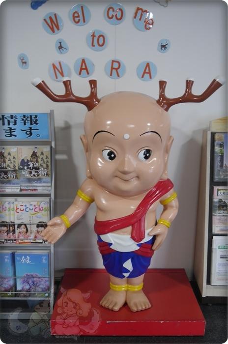 又見奈良的代表娃娃