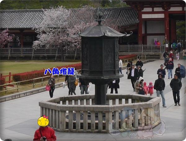 東大寺.八角燈籠