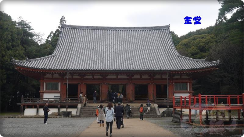 醍醐寺.金堂