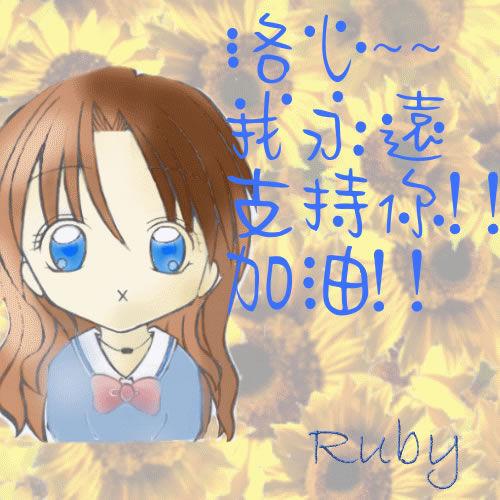 Rubby賀圖