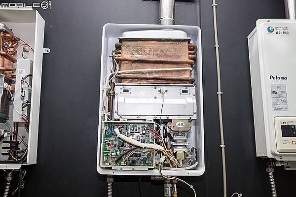 熱水器內部構造 - 2
