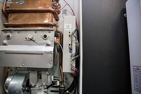 恆溫熱水器設備