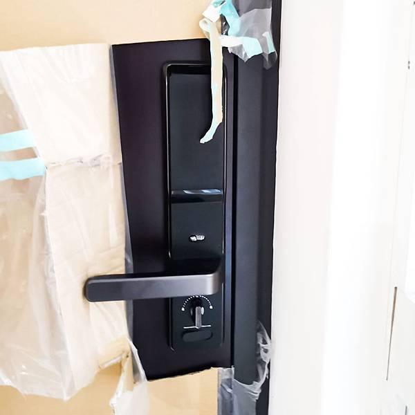 設計師愛用款電子鎖 智慧管家電子鎖 指紋鎖推薦 密碼鎖推薦 新竹電子鎖PTT