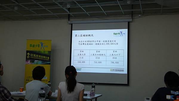 2012逆風教育助學計劃成果發表6