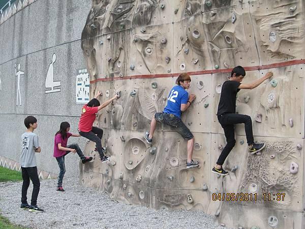 核心課程-冒險體驗-攀岩 (1)