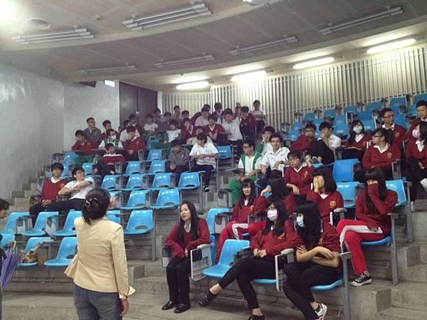 講師至泰北高中做宣導_勵馨台北