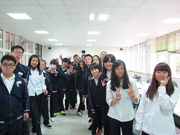 JSD第一天上課前暖場活動