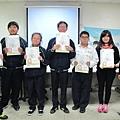 頒發完成三天JSD課程結業證書
