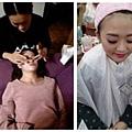 1.投入彩妝課程,努力練習 (1)