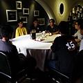 於台中新月梧桐餐廳職場參訪並邀請雇主與學員經驗分享