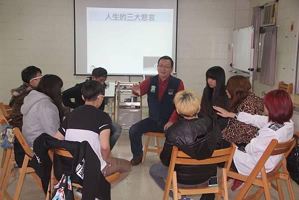 黃同慶老師藉由體驗教育,帶領青少年探索自已的人生.jpg