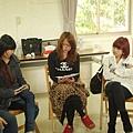 學員奕靜在課程中分享自已的學習心得.jpg