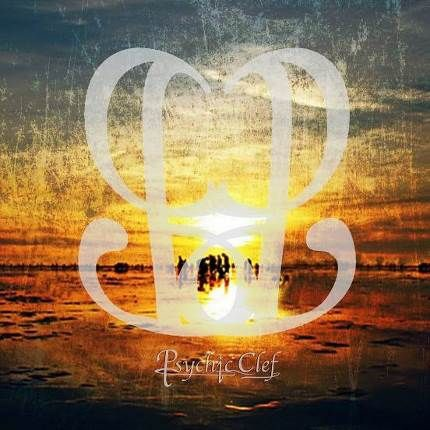 樂團專輯封面:團名-Psychic Clef