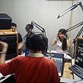 06麥克風、耳機測試,主持人說明錄音規則
