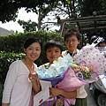 參加少年的畢業典禮.JPG