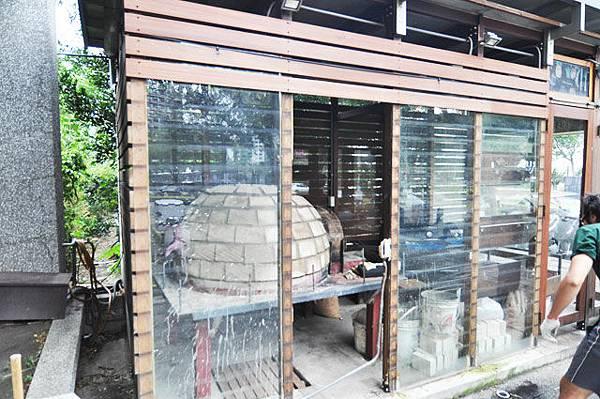 """""""窯""""透過玻璃看到外面的世界了"""