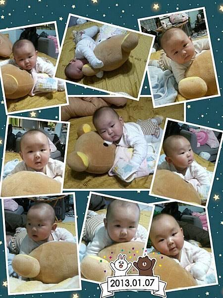 4M3D-拉拉是甯甯的第一個好朋友