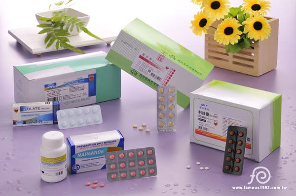 瑪科隆公司∼藥錠情境照片6