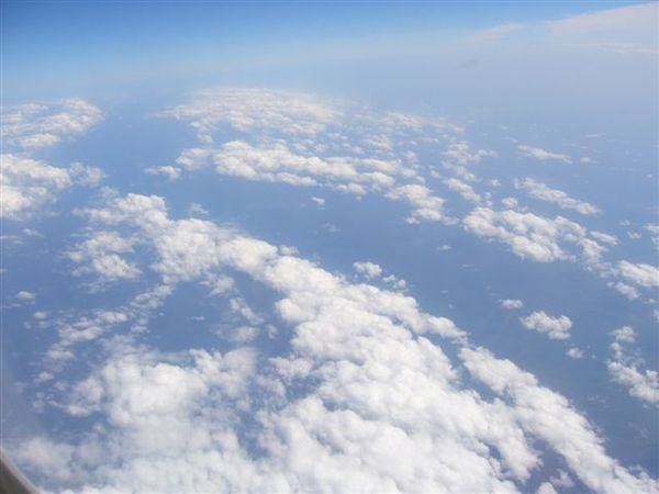 很美的藍空