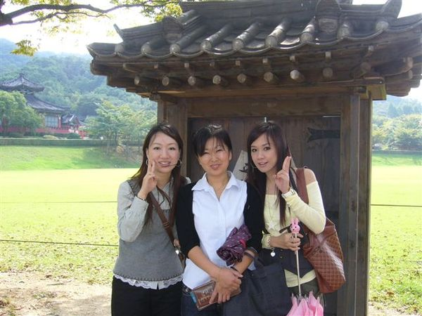 大長今村MSC揚洲場景V.S.我們的韓國導遊