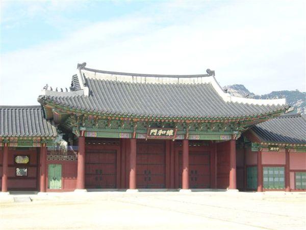 景福宮維和門