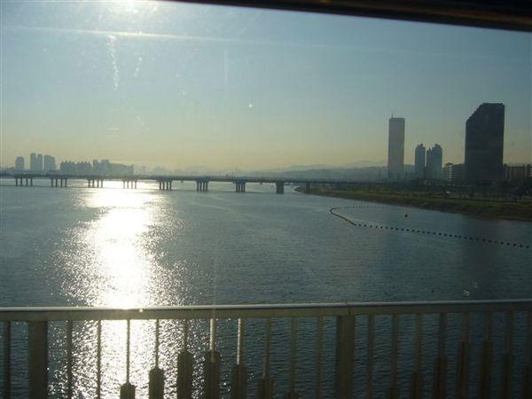 早晨的漢江