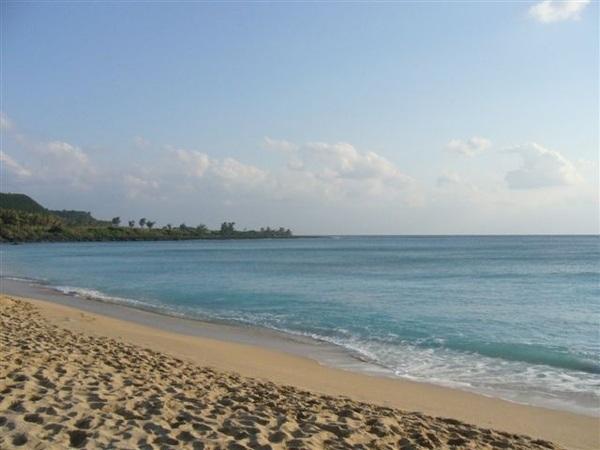 美麗的海邊