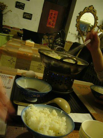 阿邱的牛奶鍋,湯頭很讚呢!