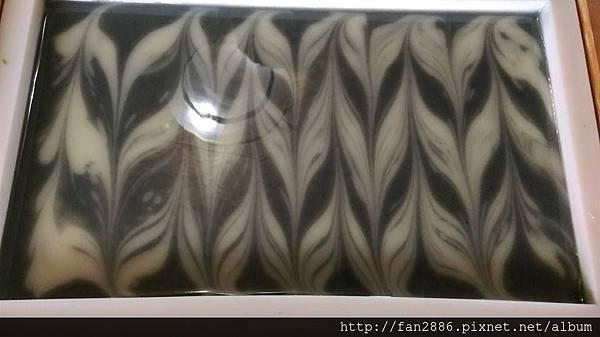 竹炭渲染皂