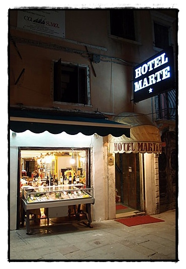 威尼斯住宿 Hotel Marte & Biasin 4.jpg